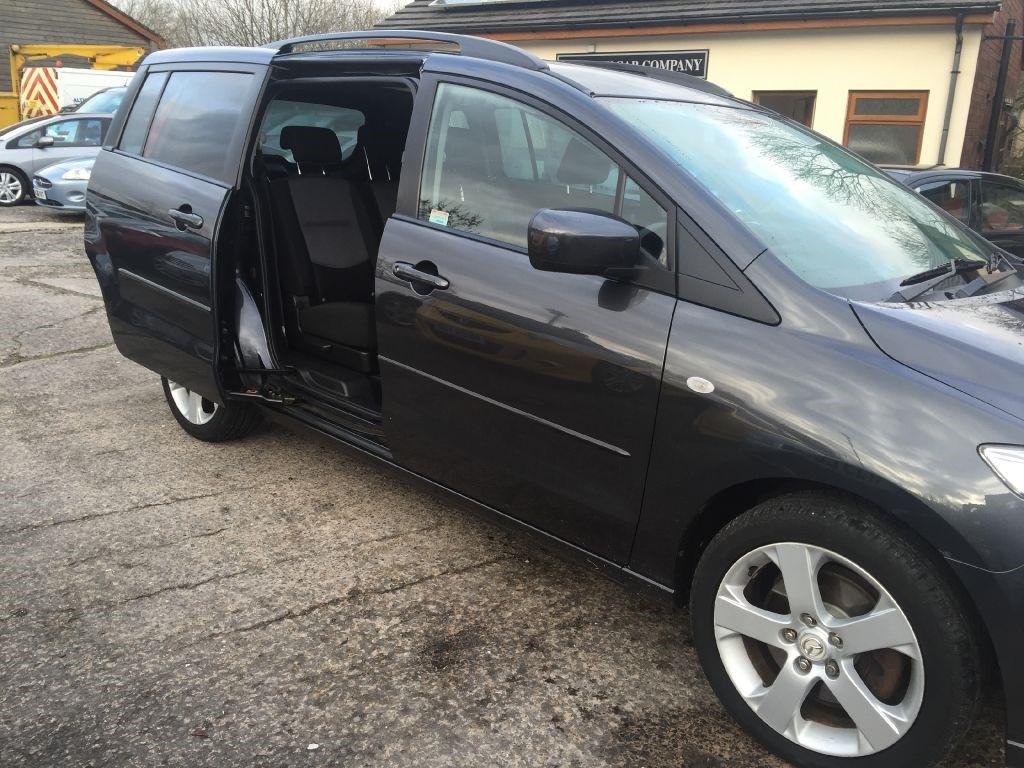 mazda mazda5 5 sport diesel 7 seater mpv for sale in accrington blackburn. Black Bedroom Furniture Sets. Home Design Ideas
