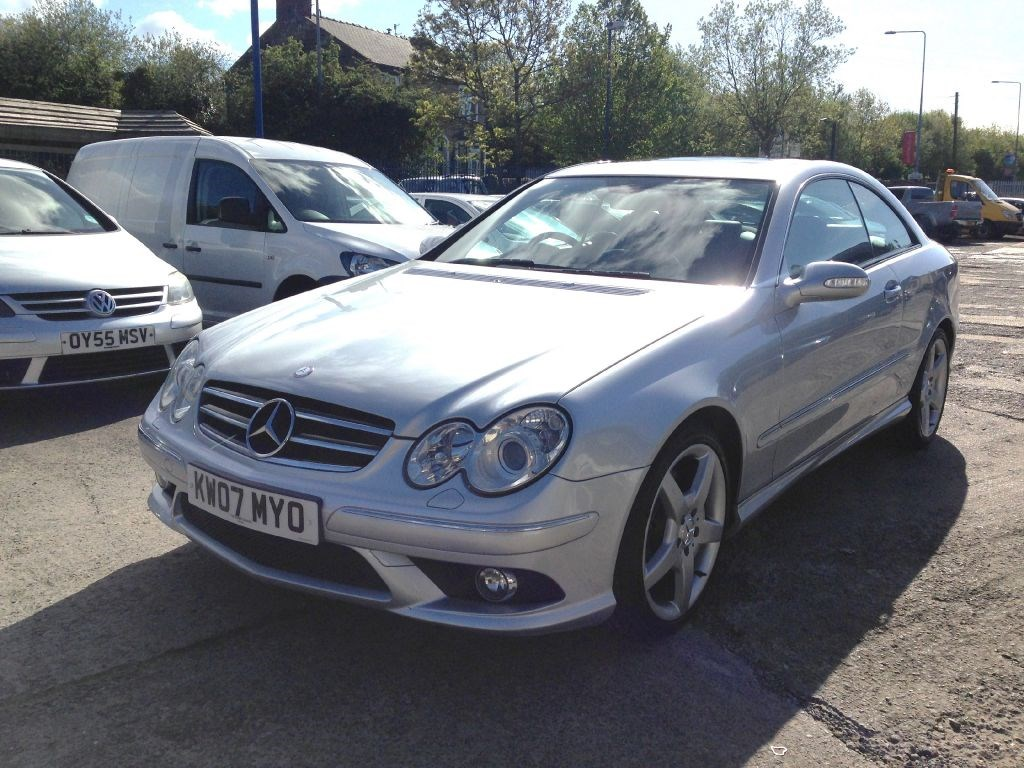 mercedes clk class clk220 cdi clk cdi sport diesel sat nav leather 2007 for sale in accrington. Black Bedroom Furniture Sets. Home Design Ideas