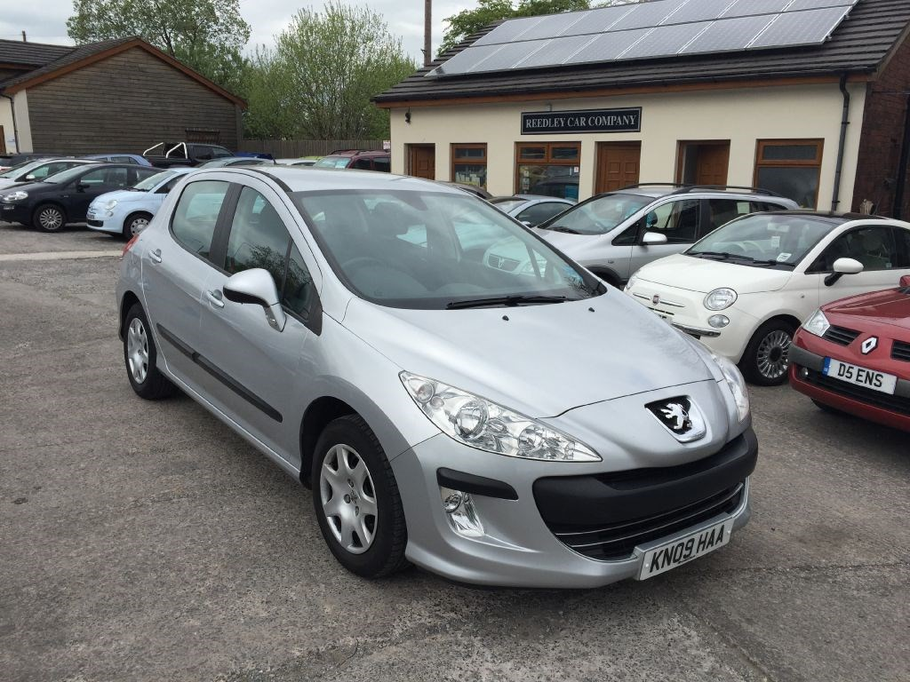 peugeot 308 s hdi 2009 diesel for sale in accrington blackburn. Black Bedroom Furniture Sets. Home Design Ideas