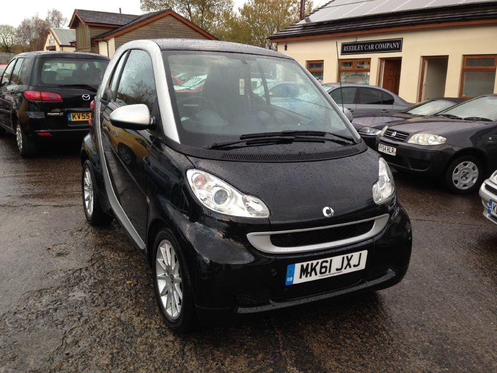 smart car fortwo coupe passion cdi diesel 2011 only 21k miles for sale in accrington blackburn. Black Bedroom Furniture Sets. Home Design Ideas
