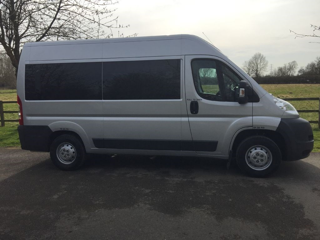 used silver peugeot boxer for sale oxfordshire. Black Bedroom Furniture Sets. Home Design Ideas