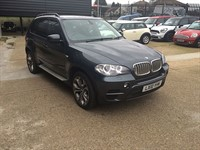 Used BMW X5 XDRIVE40D SE
