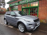 Used Land Rover Range Rover Evoque SD4 DYNAMIC SPORT PACK