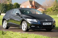 Used Honda CR-Z 1.5 IMA GT 3dr Leather Upholstery
