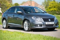 Used Suzuki Kizashi 2.4 Sport 4x4 4dr CVT All-Wheel Drive