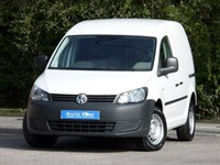 Used VW Caddy 102PS DIESEL PLUS + Pack
