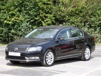 Used VW Passat TDI BLUEMOTION TECH SE 4DR DSG