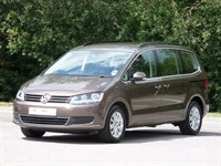 Used VW Sharan TDI CR BLUEMOTION TECH 140 SE 5DR