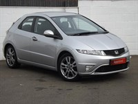 Used Honda Civic i-VTEC Si