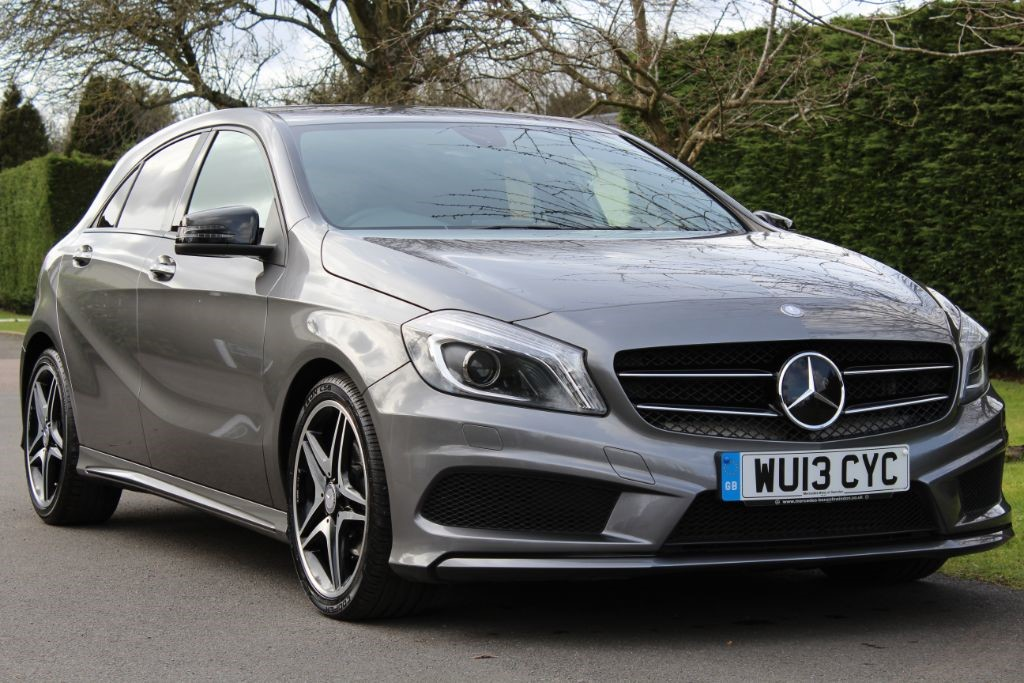 Used mountain grey mercedes a200 for sale hertfordshire for Mercedes benz mountain view