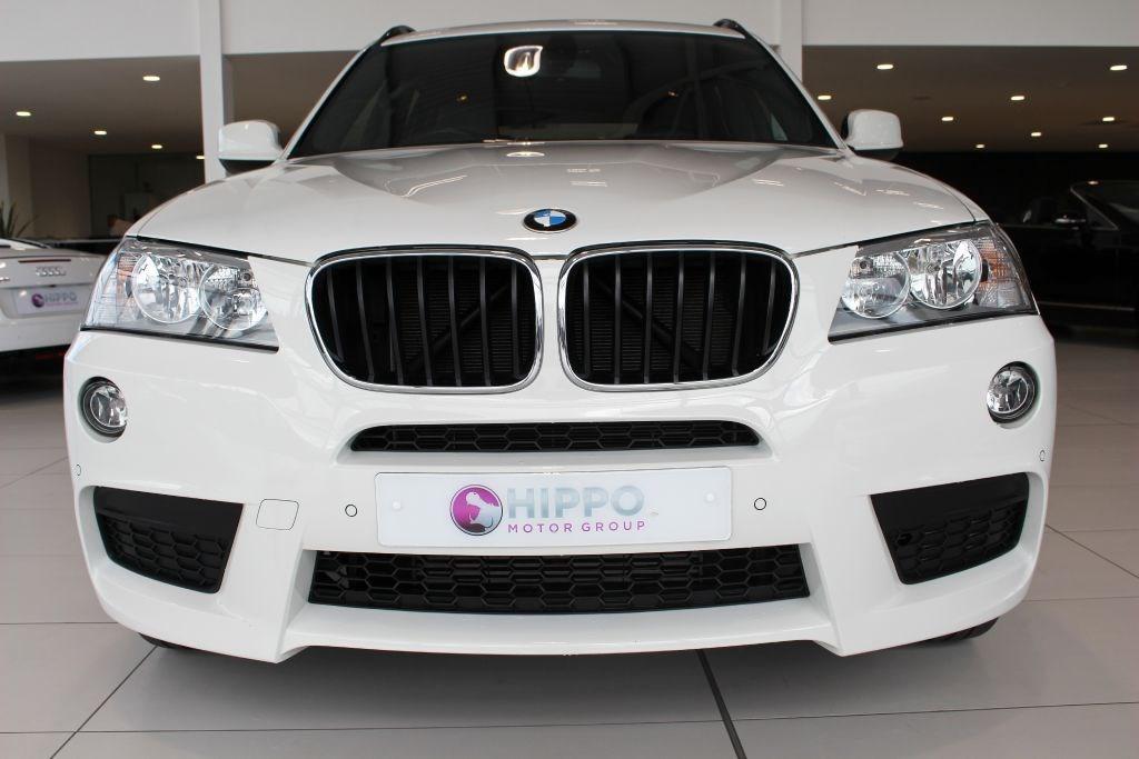 BMW X3 XDRIVE20D M SPORT Blackburn, Lancashire