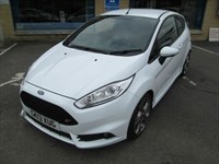 Used Ford Fiesta (182PS) St 2