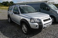 Used Land Rover Freelander 2.0TD Freestyle