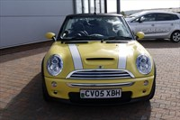 Used MINI Cooper Convertible 1.6 Cooper S