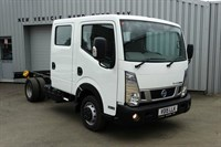 Used Nissan Cabstar 2.5dCi (136PS) 3500 MWB