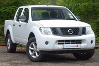 Used Nissan Navara Pickup dCi 144 Visia