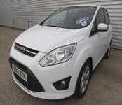 Used Ford C-Max Zetec