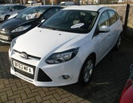 Used Ford Focus 125 Zetec Powershift