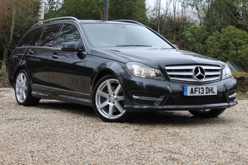 Used Mercedes C350 For Sale Hampshire