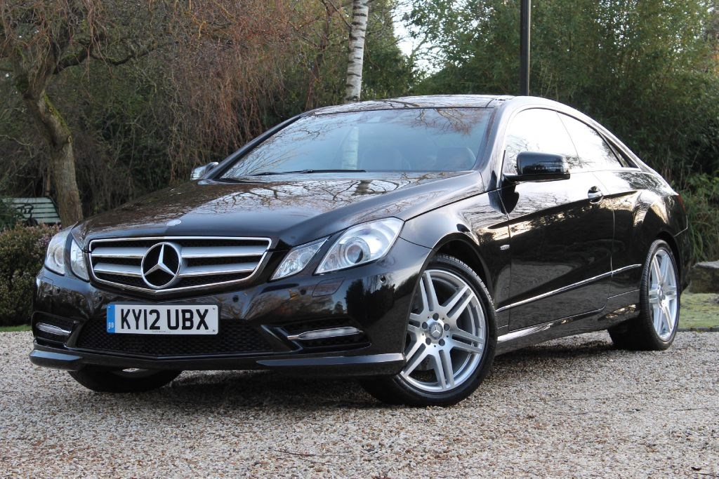 Used mercedes e350 for sale hampshire for Mercedes benz e350 coupe for sale