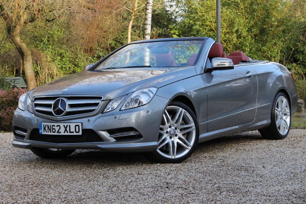 Used mercedes e500 for sale hampshire for Mercedes benz e500 for sale