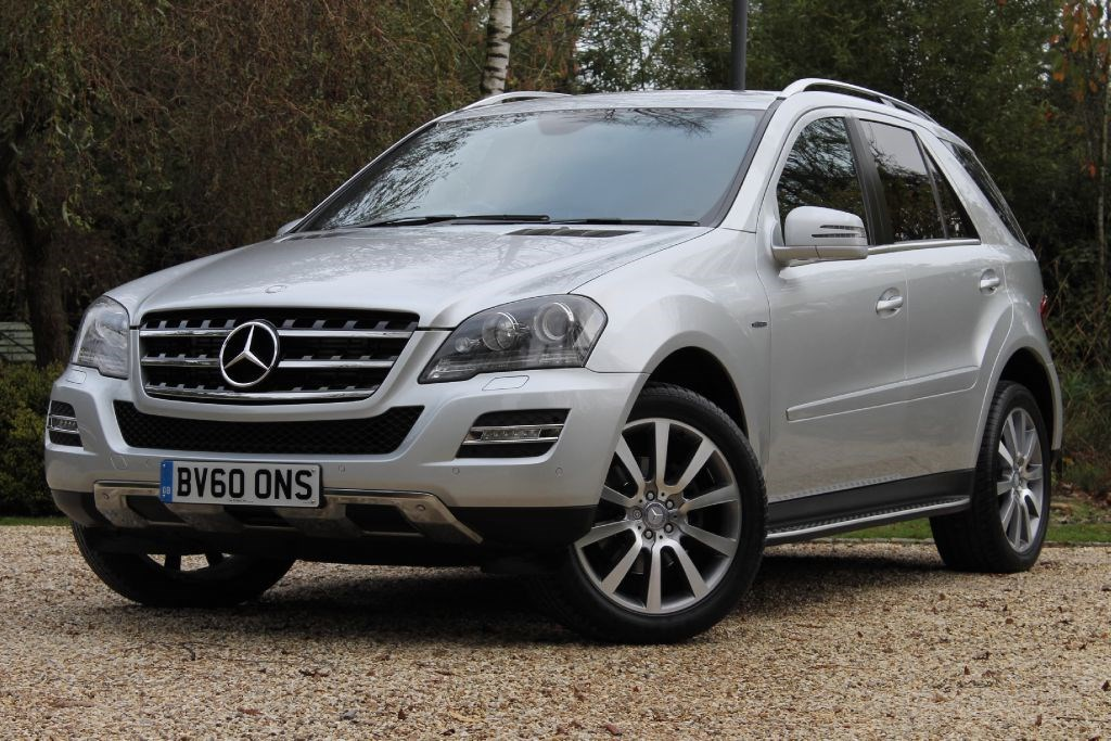 usedmercedes m class ml350 cdi blueefficiency grand edition for sale in essex. Black Bedroom Furniture Sets. Home Design Ideas