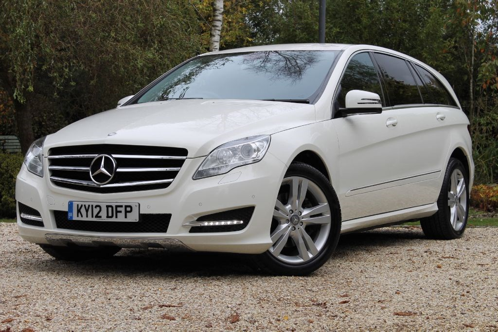 Used mercedes r350 for sale hampshire for Mercedes benz r350 for sale