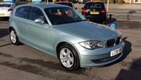 Used BMW 116i 1-series SE