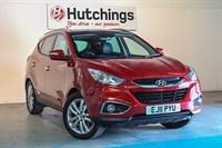 Used Hyundai ix35 CRDi (136PS) Premium (2WD)