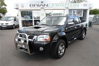 Used Nissan Navara Pickup 2.5 Di Outlaw