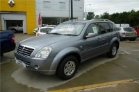 Used Ssangyong Rexton TD