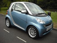 Used Smart Car Fortwo MHD AUTOMATIC