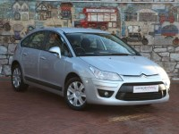 Used Citroen C4 SX (VTi)