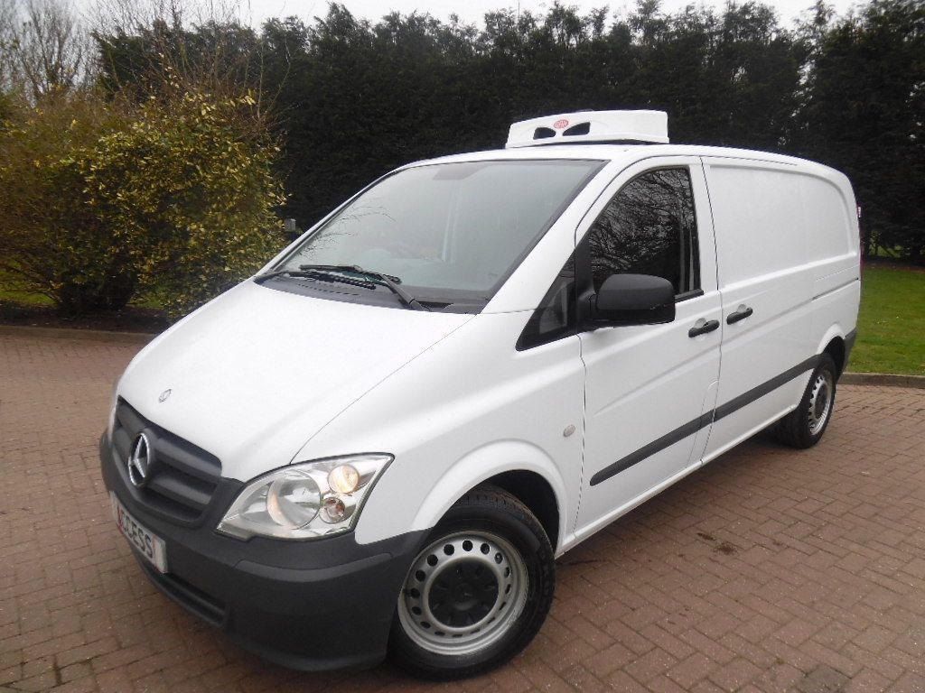 Used Temperature Controlled Vans For Sale On Auto Trader