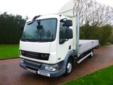 Car of the week - DAF LF45 ALUMINIUM DROPSIDE LF FA 45.160 08T B - Only £10,999 + VAT