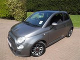 Car of the week - Fiat 500 S TWINAIR DUALOGIC SEMI AUTO WITH PAN ROOF AIR/CON - Only £9,999