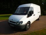 Car of the week - Ford Transit 350 LWB HR - Only £995