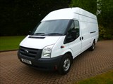 Car of the week - Ford Transit TRANSIT JUMBO T350 LWB HR 115PS 6 SPEED - Only £10,999