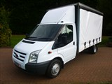 Car of the week - Ford Transit T350 CURTAIN-SIDER LWB 2.4 TDCI 115PS 6 SPEED - Only £10,999 + VAT
