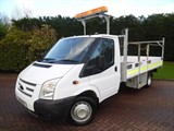 Car of the week - Ford Transit T350 LWB 13FT 6 DROPSIDE CONE LAYER 125PS - Only £11,999 + VAT