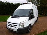 Car of the week - Ford Transit FRIDGE VAN LWB WITH 240V OVERNIGHT STANDBY - Only £9,999 + VAT