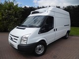 Car of the week - Ford Transit T350 HIGH ROOF FRIDGE VAN 2.2 TDCI 125PS - Only £10,999 + VAT