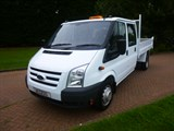 Car of the week - Ford Transit T350 100PS LWB D/C TIPPER - Only £13,999 + VAT