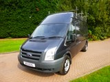 Car of the week - Ford Transit T350 LWB H/R 115PS AIR CON - Only £4,995 + VAT