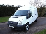 Car of the week - Ford Transit 350 H/R - Only £9,999