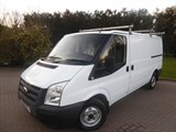 Car of the week - Ford Transit T300 2.2 TDCI 115PS LWB LOW ROOF  - Only £7,999 + VAT
