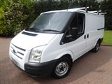 Car of the week - Ford Transit T280 SWB LOW ROOF 2.2 TDCI 100PS WITH ROOF RACK - Only £8,499 + VAT