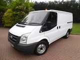 Car of the week - Ford Transit T280 SWB LOW ROOF 2.2 TDCI 100PS - Only £4,999 + VAT