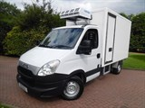 Car of the week - Iveco Daily 35S13 MWB FREEZER VAN -30 - Only £8,999 + VAT