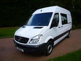 Car of the week - Mercedes Sprinter 313 CDI MWB H/R MESH UNIT 6 SEAT CREW VAN - Only £11,499 + VAT